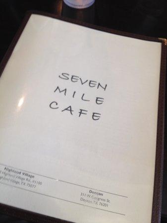 Seven Mile Cafe