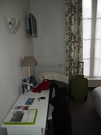 Hotel Jeanne d'Arc: Habitación