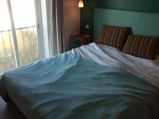Mareta View Boutique Bed & Breakfast: Bed!
