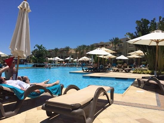 Rixos Sharm El Sheikh: just one of lovely pools