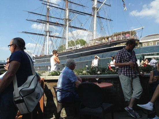 The Gipsy Moth: View From Seat