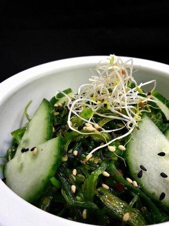 Sushilounge: Ensalada Wakame/ Wakame Salad