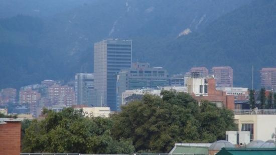 Ramada Bogota Parque 93: view from hotel