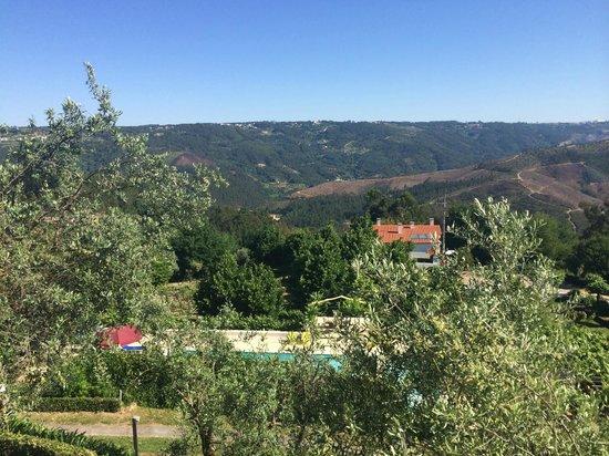 Quinta da Geia: De bergen