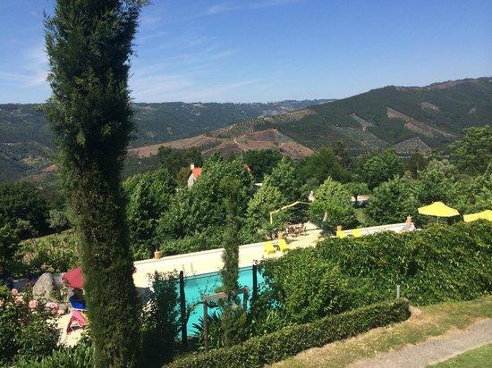 Quinta da Geia: Het uitzicht