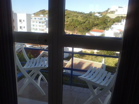 Pension A Mare Bed & Breakfast: balcony (room 6)