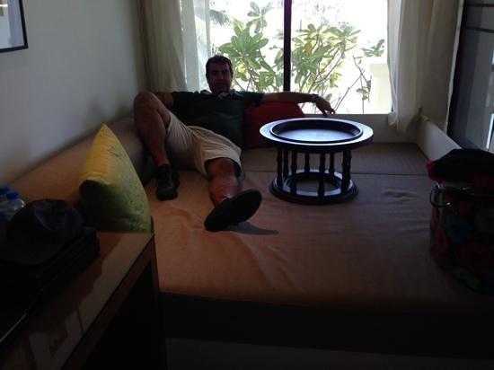 Outrigger Laguna Phuket Beach Resort: oda manzara keyfi