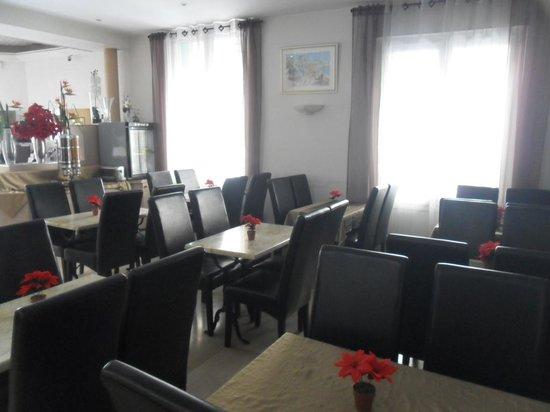 Hotel Normandie: restaurant
