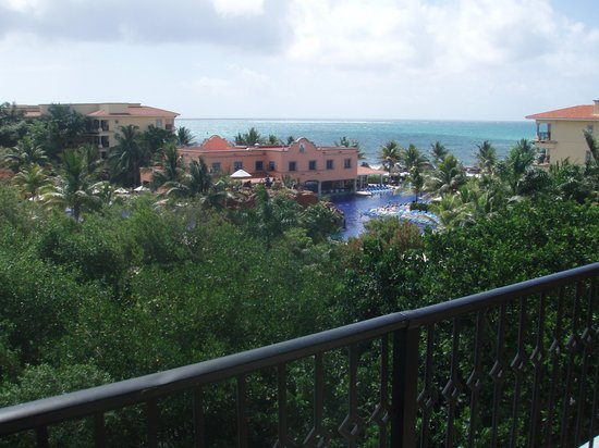 Hotel Marina El Cid Spa & Beach Resort: view from our room