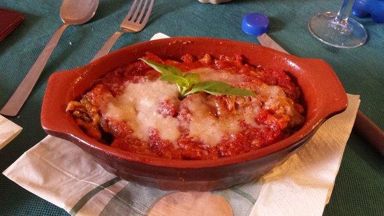 Sapere & Sapori: la parmigiana
