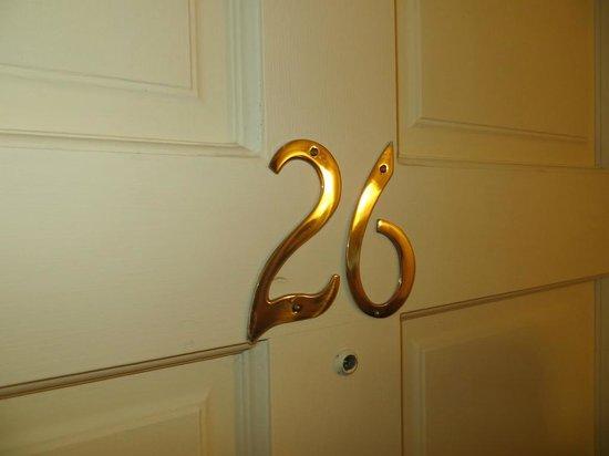 St. George Inn: Our room - 26
