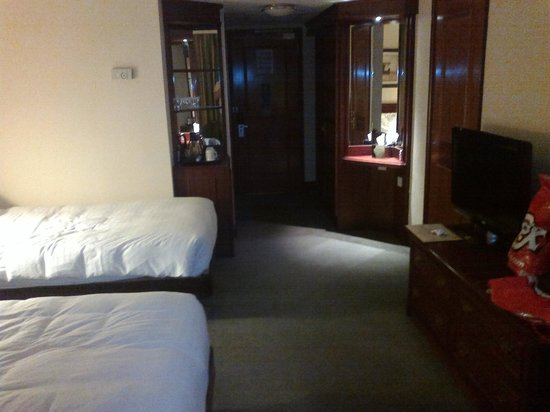 Hilton East Midlands Airport: Ground floor room