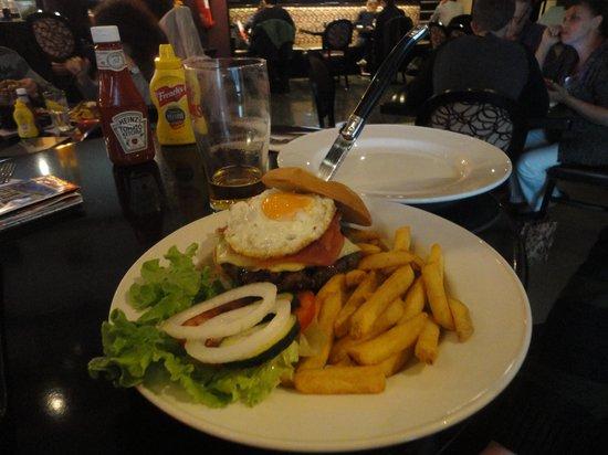 Hard Rock Cafe: Muito Bom!!