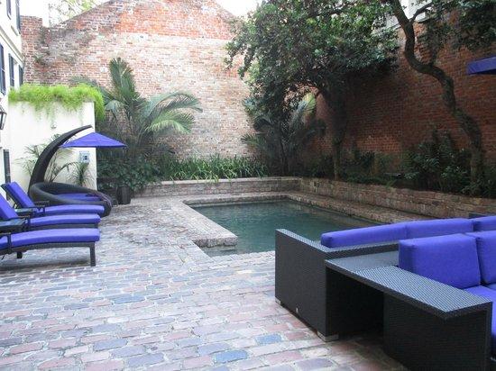Hotel Le Marais: Pool