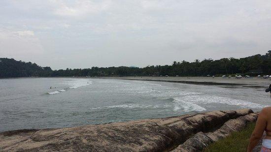 Iporanga e das Conchas Beach: Panoramica