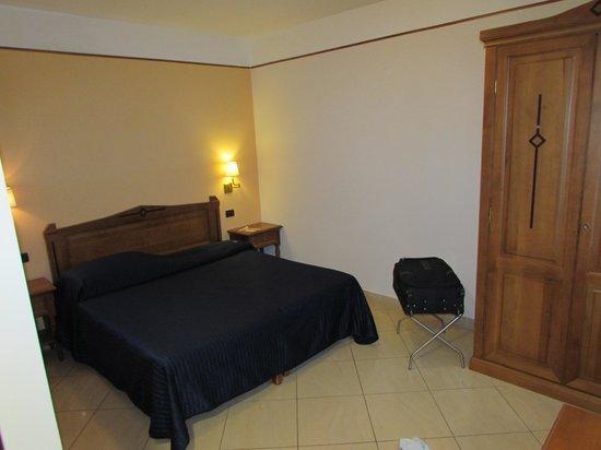 Ulisse Deluxe Hostel: Habitacion