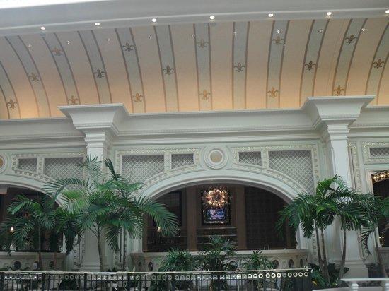 River City Casino & Hotel : Entrance of hotel/casino