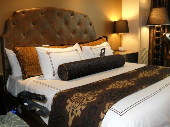 River City Casino & Hotel : Wonderful bed