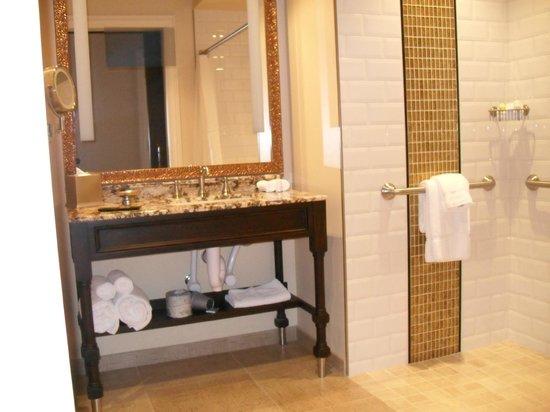 River City Casino & Hotel : The bathroom