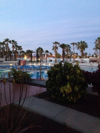 Caybeach Caleta: View from our room