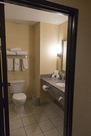 Holiday Inn Express Hotel & Suites Willcox: Bagno