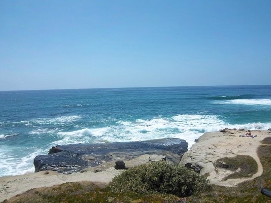 Bike and Kayak - La Jolla: La Jolle Beach