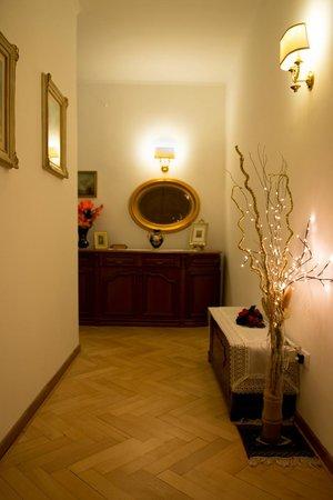 Antico Borgo Teresiano: Entrata