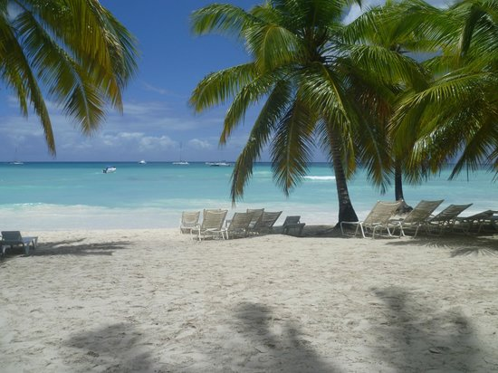 Grand Palladium Punta Cana Resort & Spa : ISLA SAONA