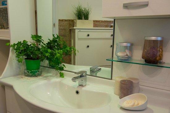 Antico Borgo Teresiano: Bagno