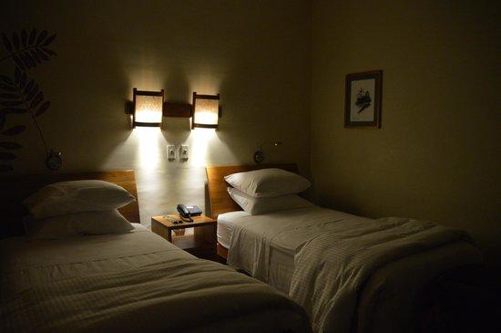 Finch Bay Eco Hotel : Nightly turn down service