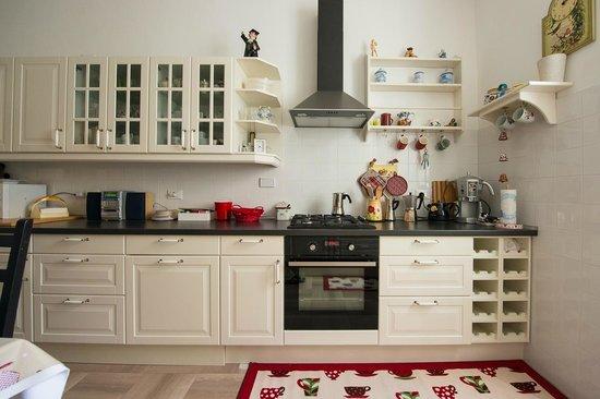 Antico Borgo Teresiano: Cucina