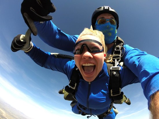 Skydive The Wasatch: The thrill of a lifetime.