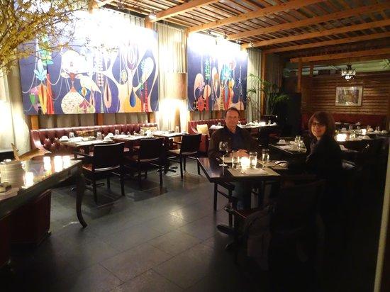 Marriott Vacation Club Pulse, New York City: Restaurant
