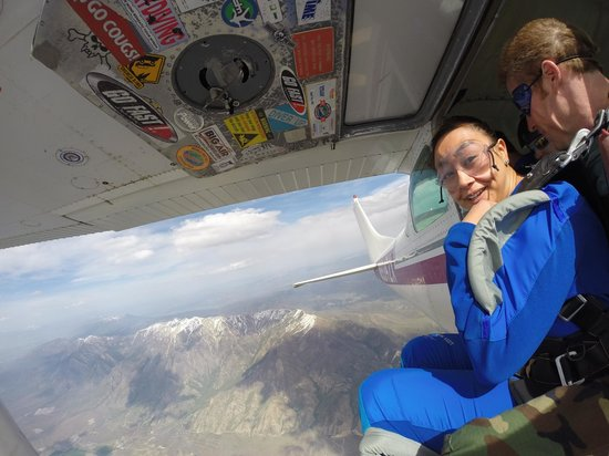 Skydive The Wasatch: Beautiful Views of the Wasatch Mountains!