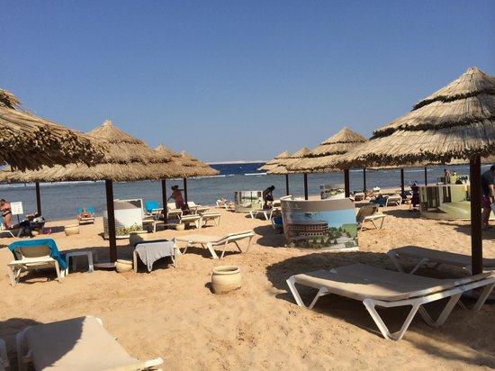 Rixos Sharm El Sheikh: Fantastic hotel beach