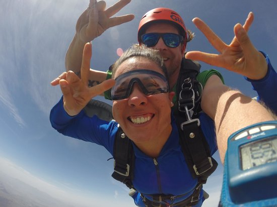 Skydive The Wasatch: Experience Freefall