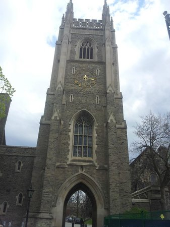 University of Toronto: Tower by Hart House