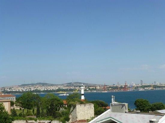 Marmara Guesthouse: View of Marmara Sea from Terrace