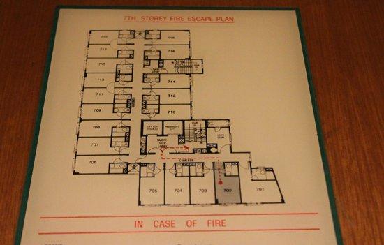 Hotel 81 - Princess: План отеля
