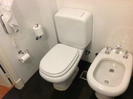 Art Suites: banheiro