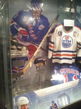Hockey Hall of Fame: One of my favorites