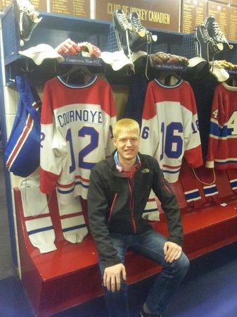 Hockey Hall of Fame: My Dad's favorite, numéro douze