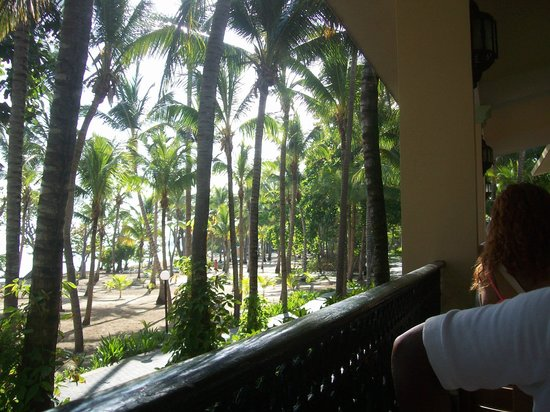 ClubHotel Riu Bachata: la belle plage