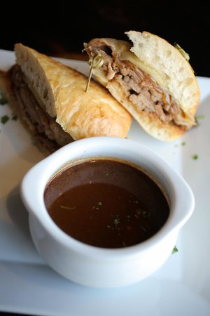 Parlay Gastropub: French Dip is a lunch favorite