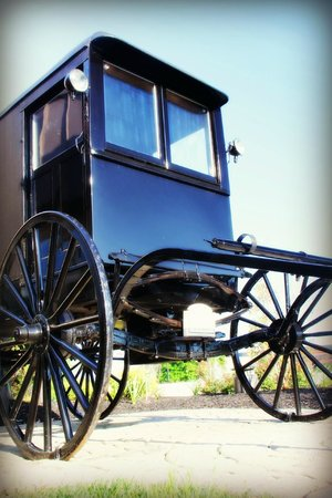Eden Resort and Suites, BW Premier Collection: Amish Wagon