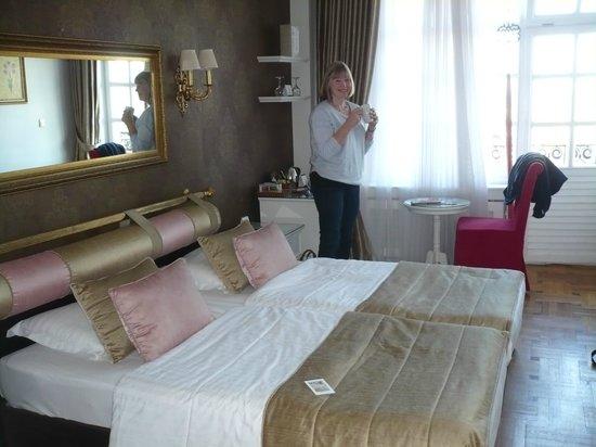 Avicenna Hotel : Bedroom