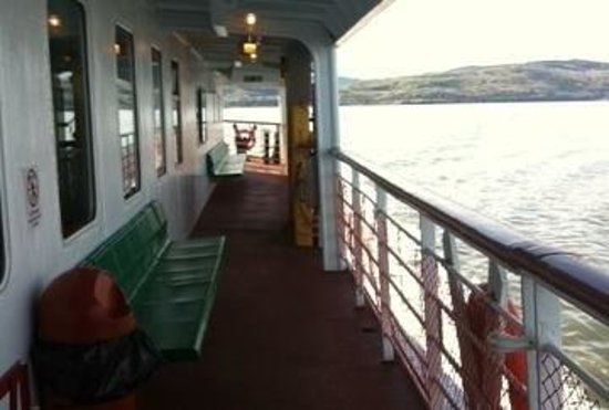 Riviere-du-Loup & Saint-Simeon Ferry: Le ferry