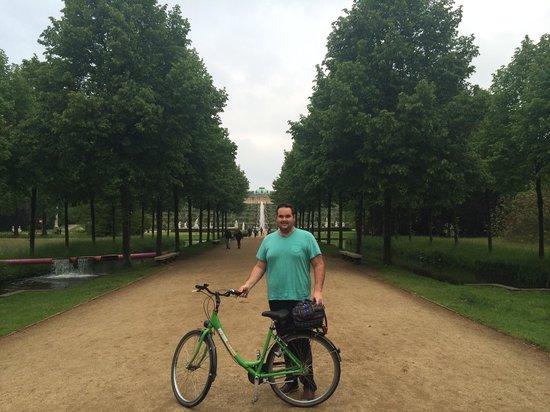 Potsdam per Pedales: Fun day!