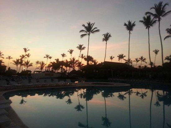VIK Hotel Arena Blanca: Sonnenaufgang