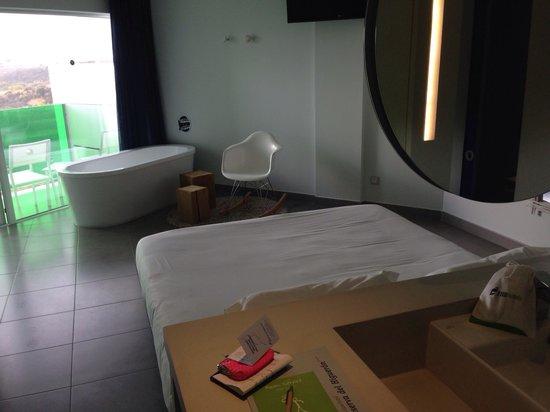 DoubleTree by Hilton Hotel Resort & Spa Reserva del Higueron: Espectacular habitación